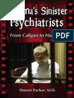 Cinema's Sinister Psychiatrists
