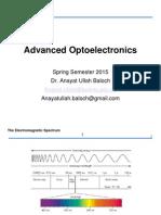 Advanced Optoelectronics