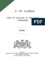 RL Labels 1901