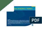 ACAS Overview Jan09
