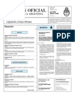 Boletin Oficial 23-03-10 - Primera Seccion