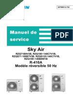 Manuel dépannage Daikin 2007 RZQ-RZQS-C Réversible.pdf