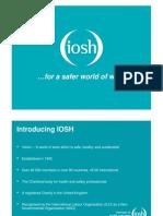 IOSH Ambassador Presentation _Sep 11LD.ppt [Compatibility Mode]