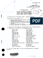 Operator s Manual for Howitzer Medium 155mm M109,A1,A3