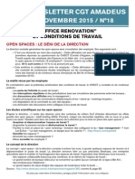 Newsletter 18 - Office Renovation