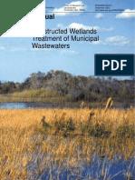 Constructed Wetlands Design Manual