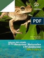 Informe Medio Ambiente 2012 2013 Def Web