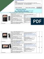 Valentin-20151105-Video Door Phone Kit Pricelist-Brandy