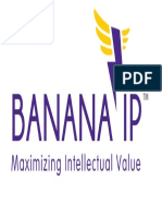 Banana IP Brand Identity by Ideasaur Creative