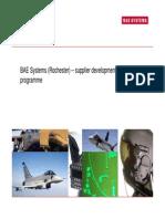 BAE Systems Presentation