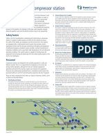 Prince Rupert Natural Gas Transmission Compressor Station Basics Factsheet Transcanada