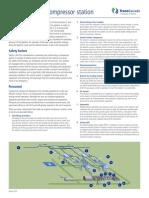 Prince Rupert Natural Gas Transmission Compressor Station Basics Factsheet Transcanada