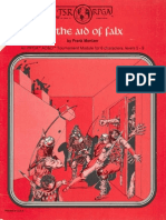 R1 - To the Aid of Falx, 1st Ed, Lvl 5-9
