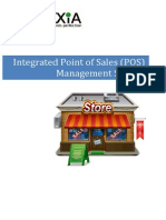 Integrated POS Management System Proposal