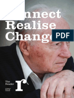 Connect Realise Change - High Quality