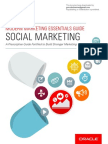 Oracle Social Marketing Essentials Guide QW137
