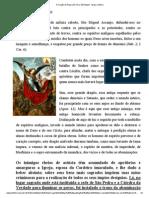 A Oração Do Papa Leão XIII a São Miguel - Igreja Católica
