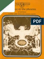 R3 - Egg of the Phoenix, 1st e, Lvl 5-9