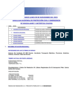 Informe Diario Onemi Magallanes 09.11.2015