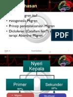 Migraine neurology