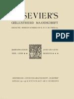 Richtingen in de Nederlandsche penningkunst onzer dagen / door M.R.J. Brinkgreve