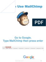 How To Use MailChimp.pdf