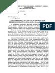 Chief Affidavit of Petitioner M.v.O.P.225 of 2013