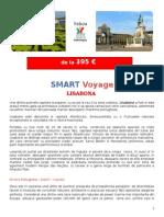 Smart Voyage Lisabona 2016