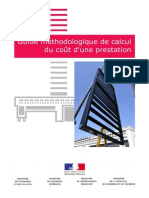 Guide Calcul Cout Prestation
