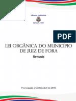 Lei Orgânica do Municipio de Juiz de Fora Revisada.pdf