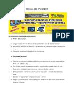Manual Del Aplicador
