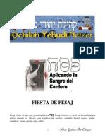 ENSEÑANZA Y SEDER DE PESAJ
