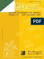 Revista Academica de Musica