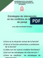 PRESENT. 3 DIPLOMADO FAMILIA-ESTRATEGIAS INTERV. PAREJA.ppt