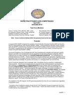Kompetensi Perawat Practioner 2012