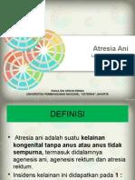 GIS - Atresia Ani