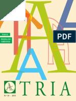 La última versión del Glosario de InterPARES (2014) Antonia Heredia Herrera