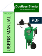 DB225 Instruction Manual