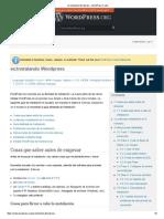 Instalando Wordpress