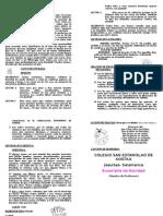 Eucaristia Profesores_ NAVIDAD 2013 (SA)