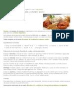 Brandada de Bacalao Con Tomates Asados - Karlos Arguiñano