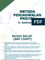 k11-Metoda Penjadwalan Proyek