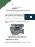 Bomba Lineal Diesel