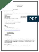 Case Study Formattyutuyu