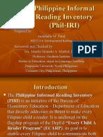 philippineinformalreadinginventoryphil-iri-120503083435-phpapp01.ppt