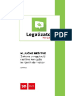 Projekt Legalizator - legalizacija konoplje