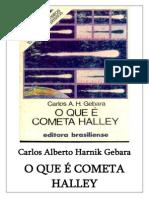 GEBARA, C. A. O que é cometa Halley.pdf