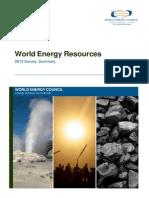 WEC Resources Summary-final 180314 TT