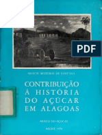 Contribuição do Açúcar à História de Alagoas