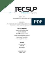 Gestion de Proyectos Informe Final